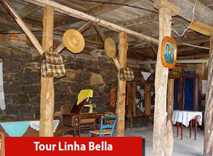 Tour Linha Bella com almoço